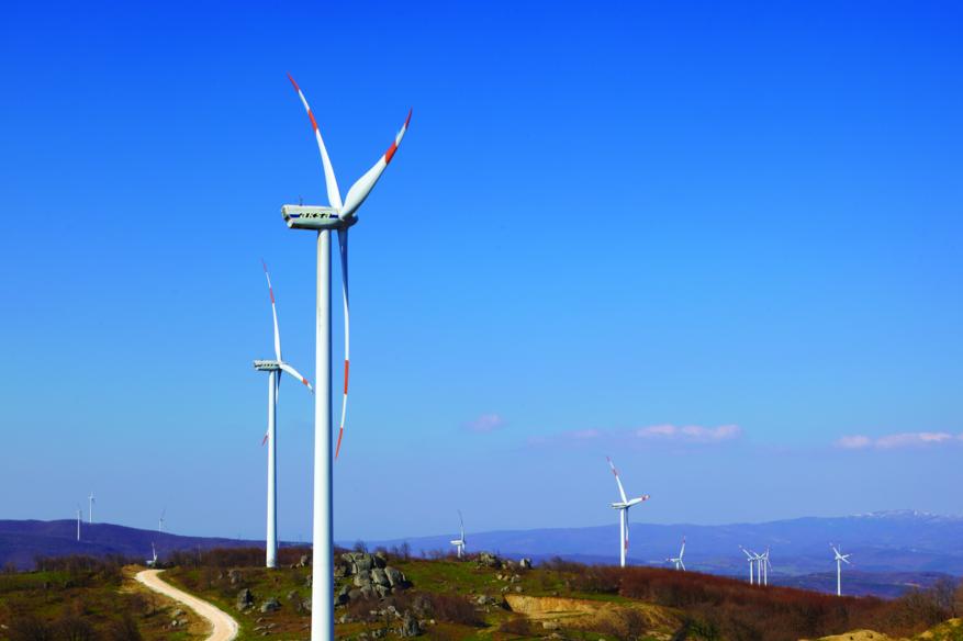 AKSA ENERJİ RÜZGAR PARKI KAPASİTESİ 259 MW'A ULAŞTI